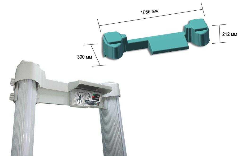 Kryshka PCX foto.jpg - Защитная крышка металлодетекторов серии X