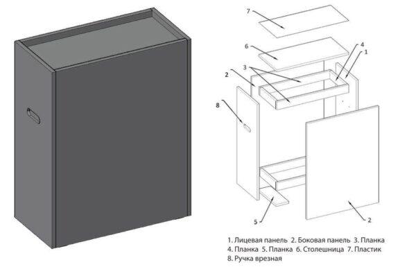 8f52d5971f1c3254c3d90c00dccae9571 600x388 - Арочный металлодетектор БЛОКПОСТ PC 1800 MK с функцией температурного контроля
