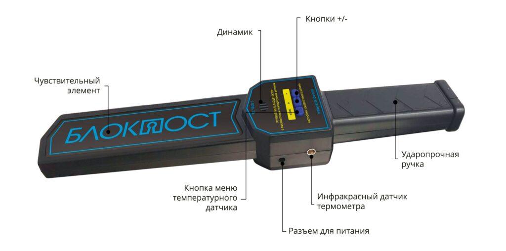 Detali rd 100 t 021 1024x508 - Арочные металлодетекторы