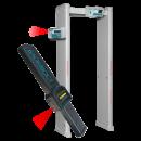 Металлодетекторы с функцией термоконтроля